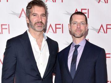 David Benioff y Dan Weiss, los guionistas de 'Juego de Tronos'