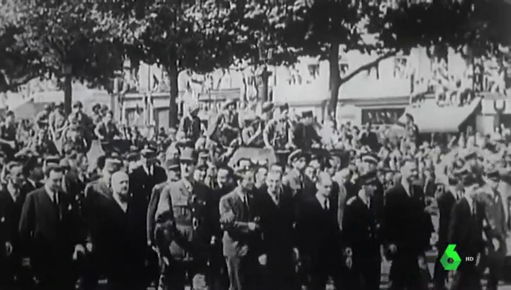 La gesta del batallón español de 'La Nueve' que fue clave en la liberación de París de los nazis en 1944