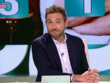"""Frank Blanco reconoce hacer trampas para ganar el 'Zapcheck': """"Me quedan tres días de programa y me lo chivan todo"""""""