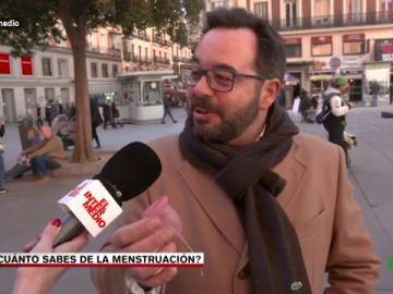 """""""Una caja de tampones cuesta 30 euros"""" o """"la copa menstrual es un DIU"""": así hablaron los hombres de la regla en El Intermedio"""