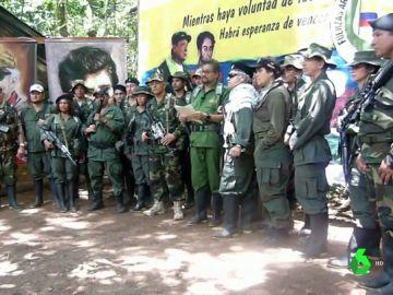 El disidente de las FARC 'Iván Márquez' anuncia que vuelve a las armas