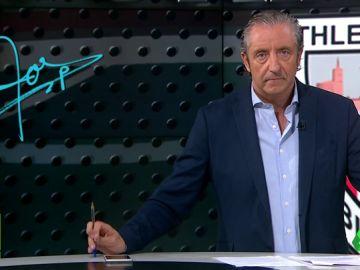 """Josep Pedrerol: """"Disfrutemos del DERBI VASCO… sin recaditos de mal gusto"""""""