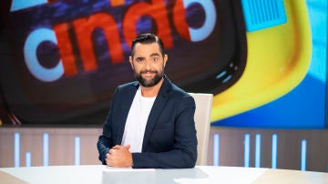 Dani Mateo, nuevo presentador de Zapeando