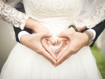 Imagen de archivo de boda