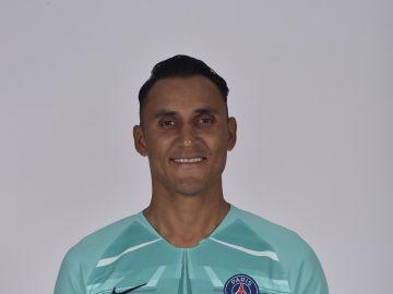 Keylor Navas, nuevo jugador del PSG