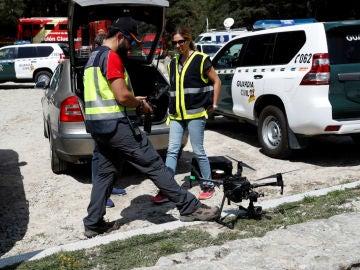 Un dron se suma a la búsqueda de Blanca Fernández Ochoa