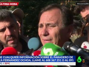 El portavoz de la familia de Blanca Fernández Ochoa, Adrián Federighi