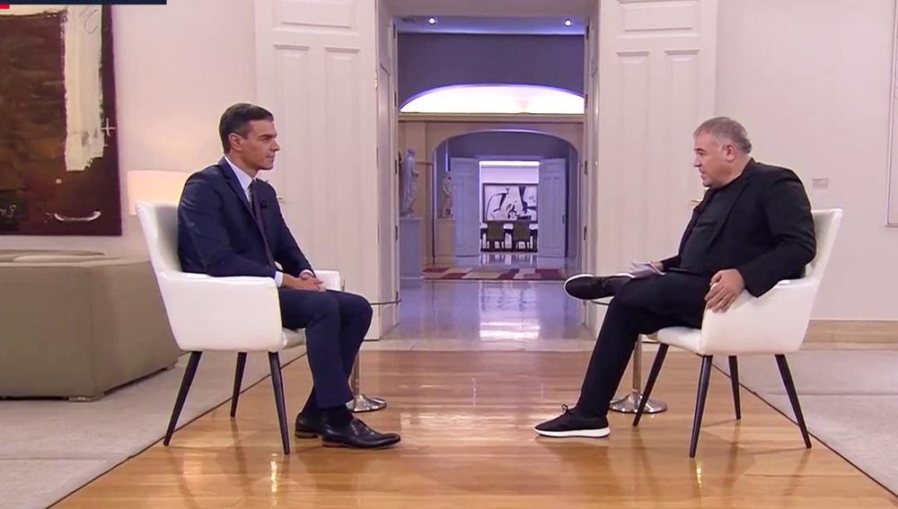 Al Rojo Vivo - Entrevista con el Presidente