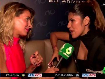 Bea Jarrín entrevista a Isa Pantoja