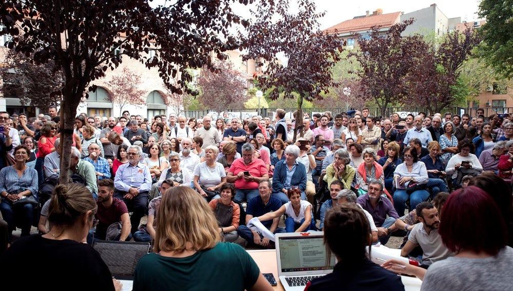 Asamblea de Más Madrid