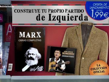 """'Construye tu propio partido de Izquierdas', el kit que necesita todo """"joven progresista"""" para concurrir en las elecciones del 10N"""