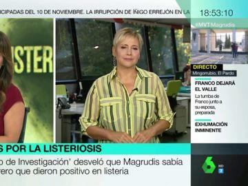 El silencio del dueño de Magrudis, la causa principal del brote de listeriosis más grave de España