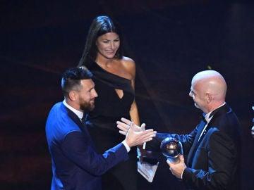 Jugones (24-09-19) Leo Messi gana el premio 'The Best' 2019 de la FIFA