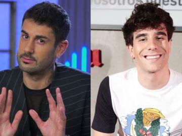 El asombroso parecido de Melendi y Javier Calvo cuando eran niños