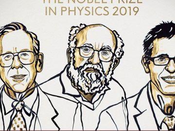 Ganadores del Nobel de Física 2019