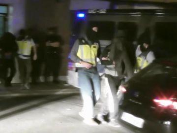 Detienen en Madrid al máximo responsable en España de Muntasir Media
