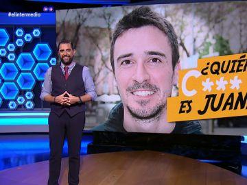 """Dani Mateo presenta al """"personaje más misterioso"""" de Más País: """"Es más probable que gane Eurovisión que un escaño por Barcelona"""""""