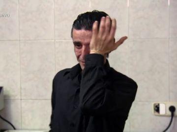 """Carlos se derrumba ante Chicote: """"Aguanto todo esto por mi mujer y mis cuatro chiquillas"""""""