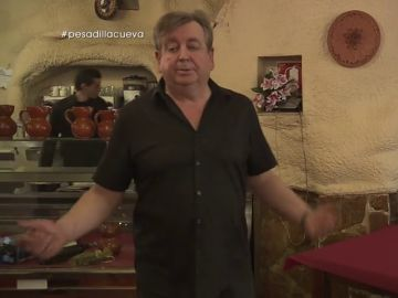 """Emilio 'echa el cierre' de La Cueva de Juan: """"Hasta aquí hemos podido llegar, no podemos aguantar más"""""""