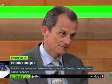 Pedro Duque responde a la pregunta del millón: ¿Cree el astronauta que hay vida extraterrestre?