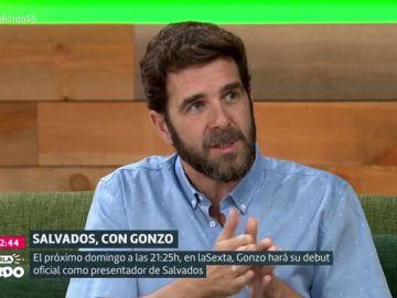Gonzo destapa en Salvados cómo muchas empresas ocultan el acoso laboral: