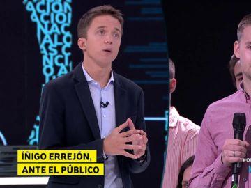 """Íñigo Errejón: """"Venezuela no es un modelo para España en absoluto, está en una situación desastrosa"""""""