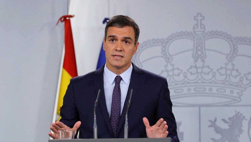 Pedro Sánchez llama a Casado, Rivera e Iglesias para buscar complicidad tras la sentencia del 'procés'