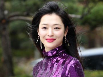 Sulli, cantante de K-Pop