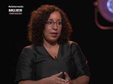 Najat el Hachmi, escritora e investigadora social