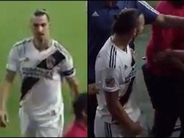 Ibrahimovic, en la MLS