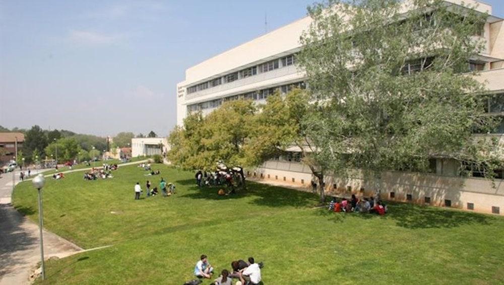 Campus Montilivi de la Universidad de Girona