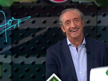 """Josep Pedrerol: """"No puedo celebrar los goles de mi equipo tranquilo"""""""