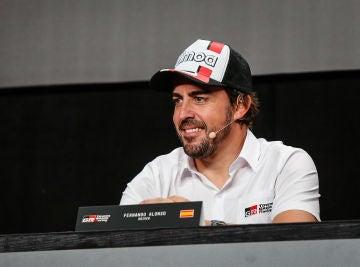 Fernando Alonso DAKAR 2019