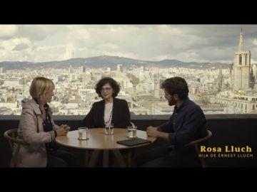 El emotivo momento de Gemma Nierga y Rosa LLuch al rememorar el asesinato de Ernest Lluch
