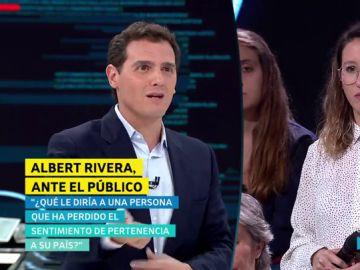 Albert Rivera en El Objetivo