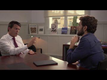 """Manuel Valls: """"La historia de Cataluña no es la de un país independiente ni oprimido"""""""