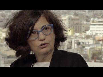 """Rosa Lluch critica que se hable de """"terrorismo"""" en Cataluña: """"Es un menosprecio a las víctimas que hemos sufrido"""""""