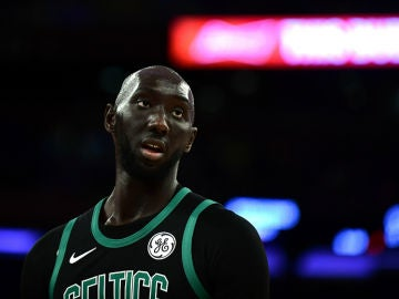 Tacko Fall, con los Celtics
