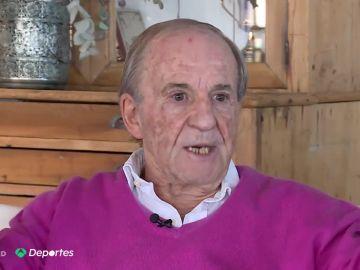 José María García, en entrevista a Antena 3