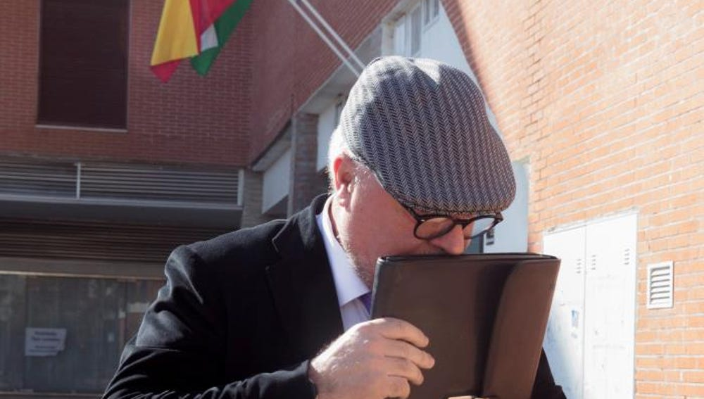 El excomisario José Villarejo