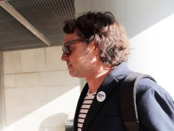 El director general de Política Lingüística, Rubén Trenzano
