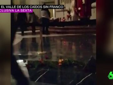 El Valle de los Caídos reabre sus puertas tras la exhumación de Franco