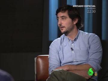 """Toni Roldán: """"El problema de Ciudadanos es que no puedes querer ser Macron y Le Pen a la vez"""""""