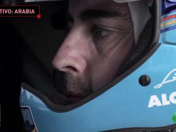 Detallista al extremo: este vídeo muestra la minuciosa preparación de Alonso para el Dakar