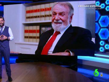 """La surrealista explicación de Mayor Oreja sobre el procés: """"Es el resultado de un pacto entre Zapatero, ETA y ERC"""""""