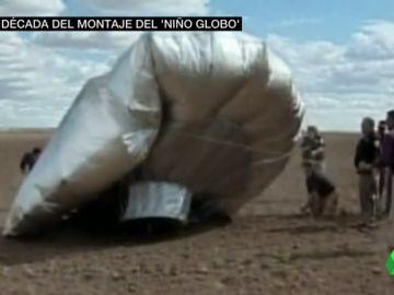 Se cumple una década desde el montaje del 'niño globo': esta fue la noticia falsa que conmocionó a medio mundo