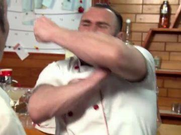 """José Carlos revienta contra su padre delante de las cámaras: """"¡A tomar por culo te vas tú, que eres un sinvergüenza!"""""""