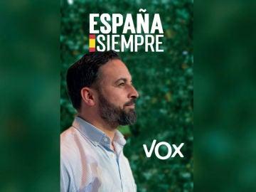 Cartel de Vox