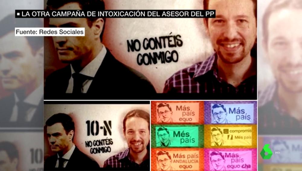 Sánchez pide a la JEC que lleve a la Fiscalía la campaña de guerra sucia para promover la abstención de la izquierda