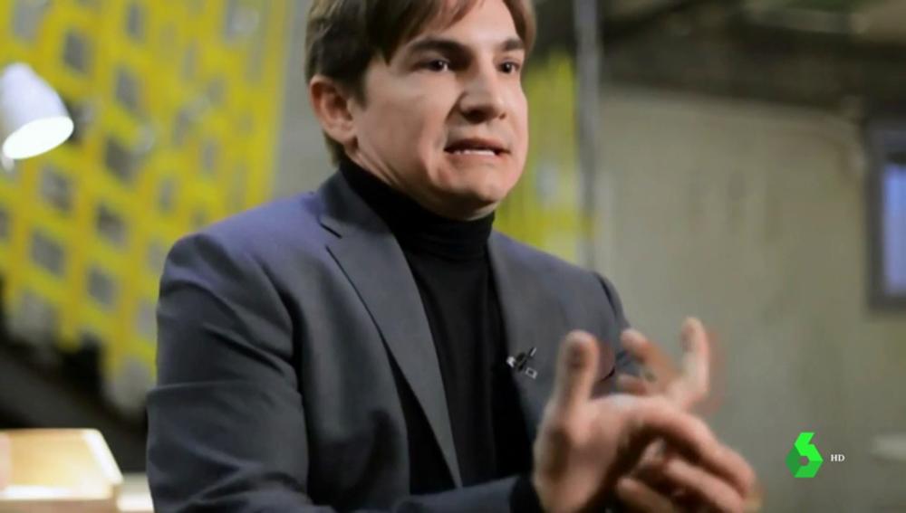 Aleix Sanmartín, el consultor del PP que podría estar detrás de la campaña para desmovilizar a la izquierda